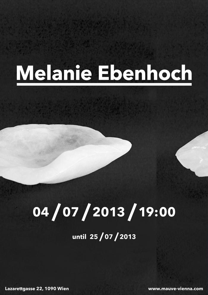 Opening Melanie Ebenhoch
